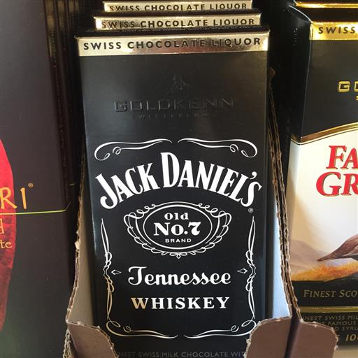 Choklad Jack Daniel's