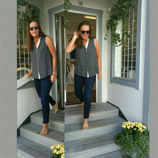 Superstrech jeans från Dranella