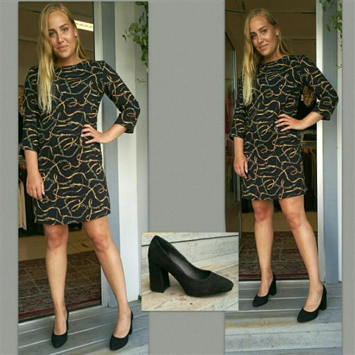 Chain dress från Newhouse
