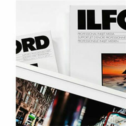 fotopapper Ilford studio satin 250 gsm