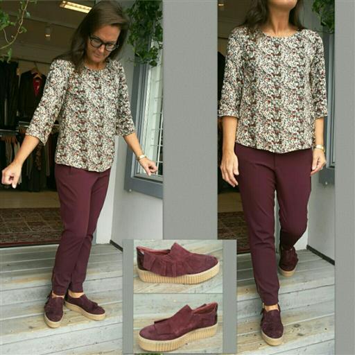 Oda blouse från Isay
