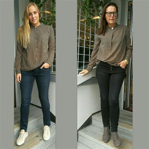 Siw blouse från Isay