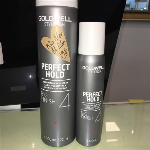 Spray Goldwell