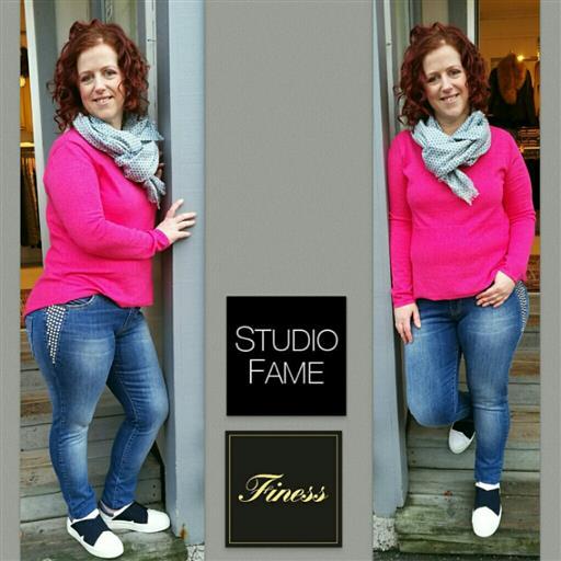 Nika knit blouse från Isay