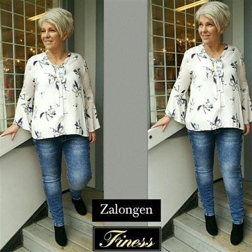 Rys blouse från Isay