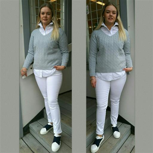 Tasja knit pullover från Isay