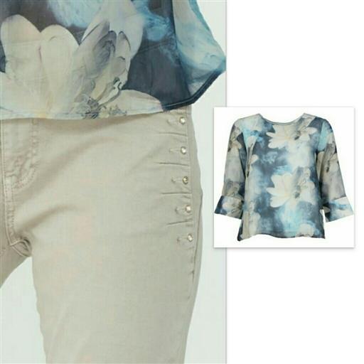 Tone blouse från Isay