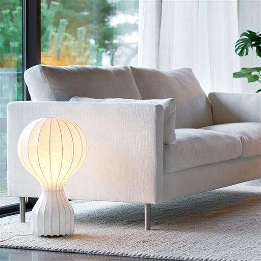 Vårkampanj -15% Impulse - stilren,byggbar skön soffa