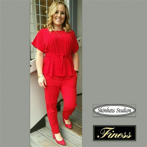 Rött från Inwear