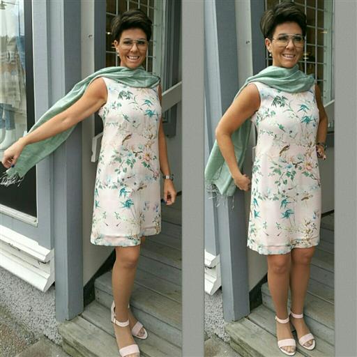Magnolia dress från Newhouse