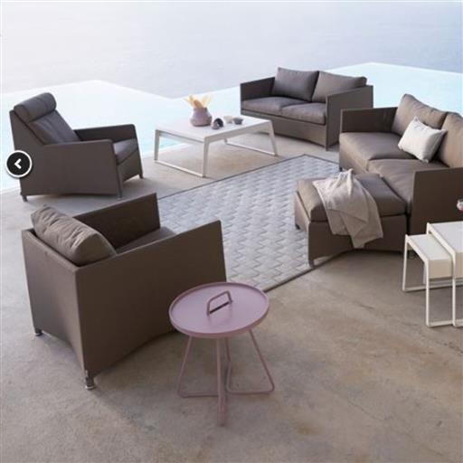 Dimond lounge utegrupp /Cane-line