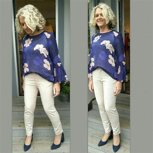 Blus från Inwear