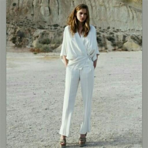 Byxdress från Summum Woman