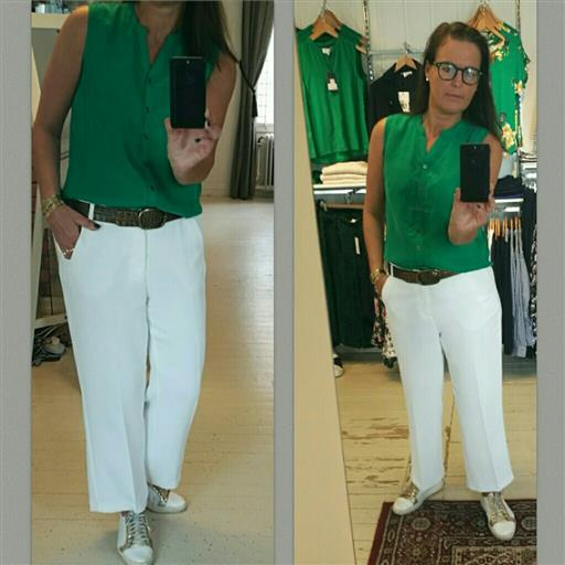 Vi gillar grönt
