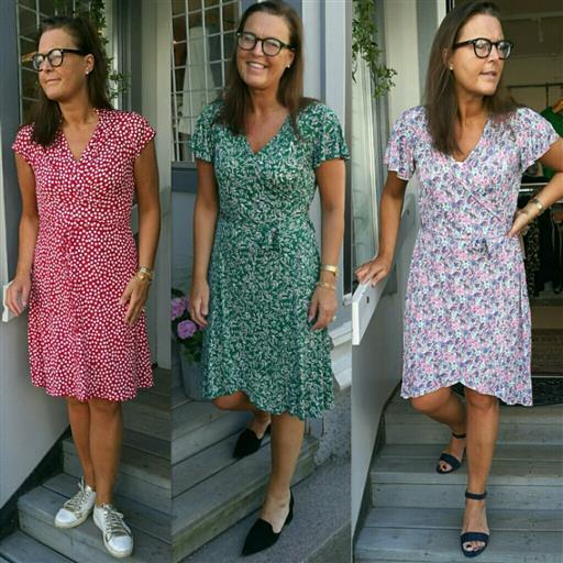 Pauline och Therese från Stockholms klänningsfabrik