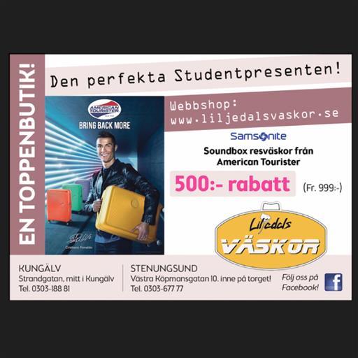 Den perfekta studentpresenten!🇸🇪
