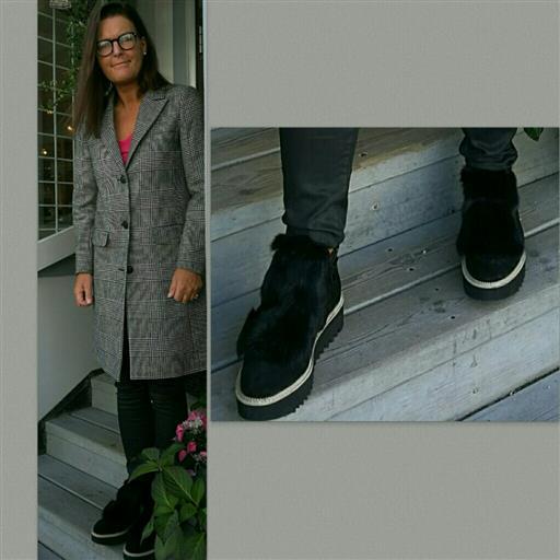 Sage coat från Inwear