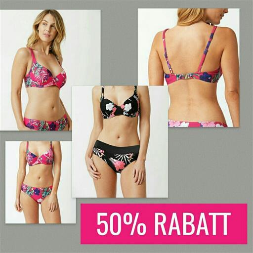 Resterande bikinis 50% RABATT
