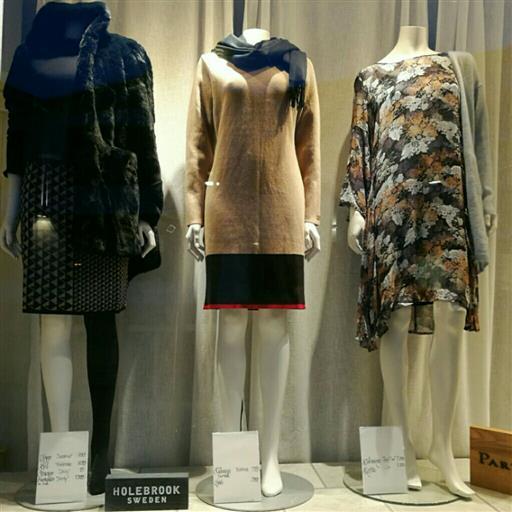 Fönster shopping...