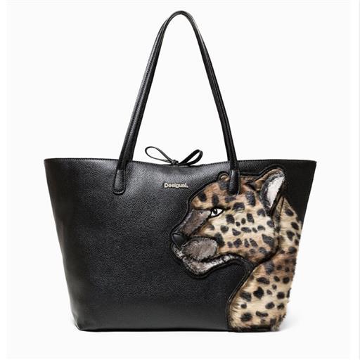 Leopardväska från Desigual