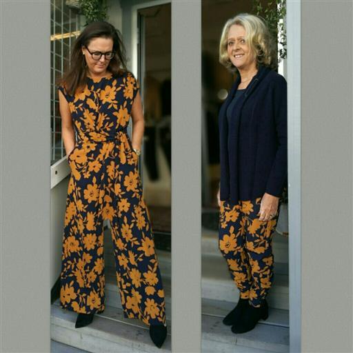 Jumpsuit och Nicabyxa från Inwear