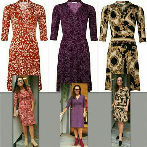 Pauline från Stockholms klänningsfabrik