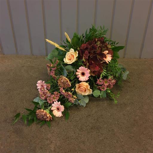 Begravningsbukett - leverans Kungälv Ytterby Ale