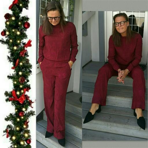 Mandy blouse från Denim Hunter