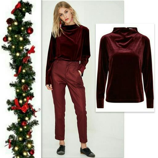 Mandy blouse från Denimhunter