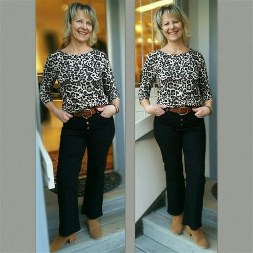 Ewy blouse från Isay