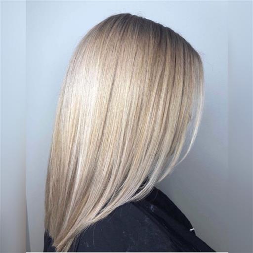 Blond förvandling