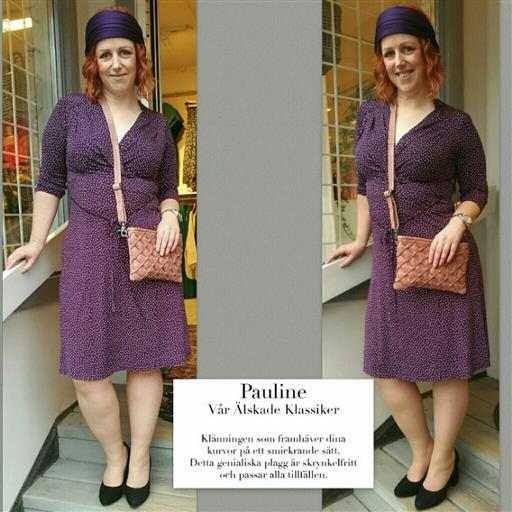 Pauline klänning från Stockholms Klänningsfabrik