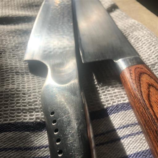 Gratis slipning av kökskniv!
