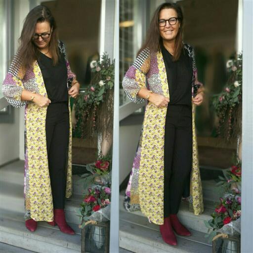 Ny klänning/kofta från Summum