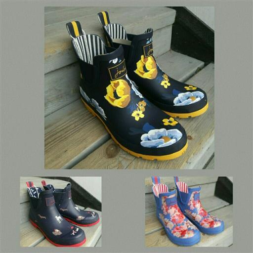 Söta regn boots från Tom Joules