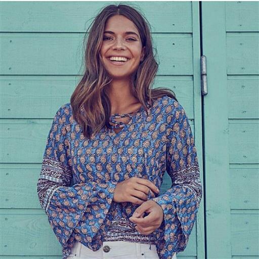 Celeste blouse från Isay
