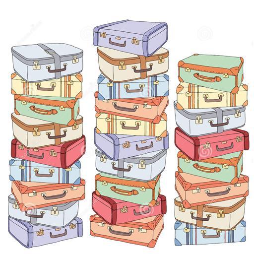 30% Rabatt på massor av resväskor!🐥