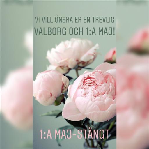 🌸 Valborg & 1:a Maj 🌸