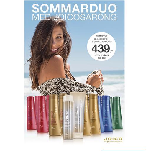 Sommarduo från Joico