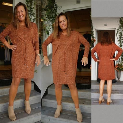 Retro cirkel dress