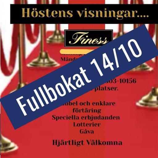 Fullbokat