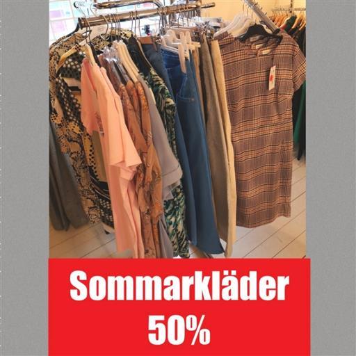 Sommarkläder 50%