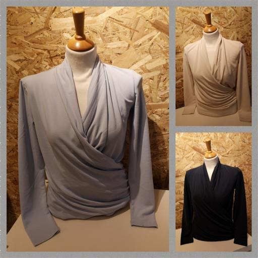Wrap Top från Inwear