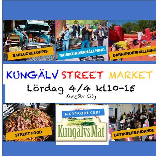 Kungälv Street Market