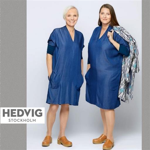 Hedvig Stockholm nytt märke i butiken.
