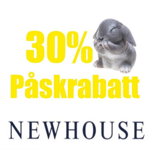 30% Påskrabatt på Newhouse