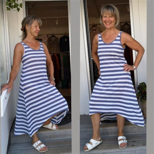 Jersey klänning från Isay