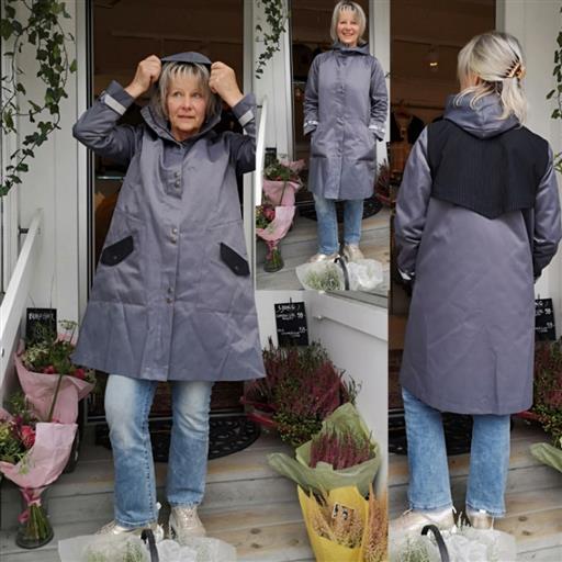 Rut coat från Hedvig Stockholm