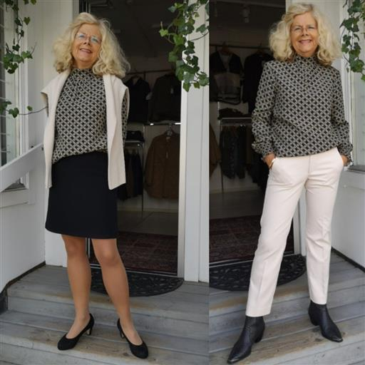 Chelsea blouse från Newhouse