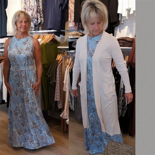 Karma long dress från Isay